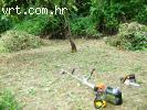 Kr�enje šikara, �iš�enje oku�nica,rušenje stabala,frezanje